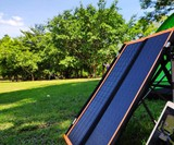 EcoTable 30 - Portable Solar Charging Table