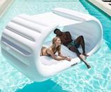 FUNBOY Giant Inflatable Bali Cabana Pool Float