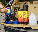 Geyser Systems Portable Hot Shower