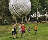 Giant Death Star Beach Ball