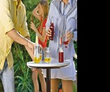 Keter Cool Bar - Outdoor Table & Cooler