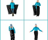 Mozy Leg Jacket - Weatherproof Thermal Wrap