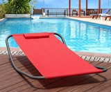 Outdoor Rocking Hammock Lounger