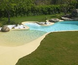 Piscinas de Arena Backyard Sand Pools
