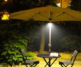 Rechargeable Patio Umbrella Light