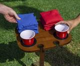 ScoreCaddy Outdoor Scoreboard Keeper with Drink Holders