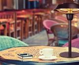 Tabletop Outdoor Heat Lamp