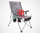 The Hot Seat Heated Portable Camp Chair