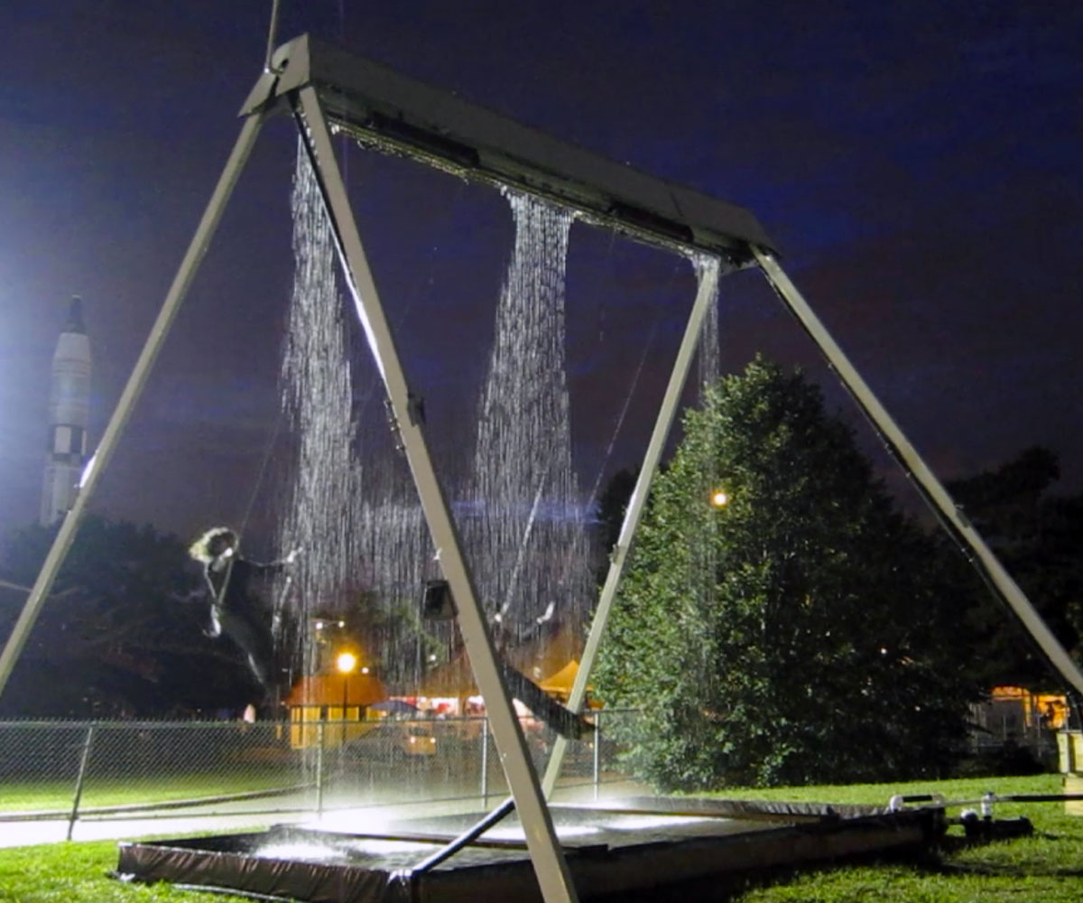 The Waterfall Swing