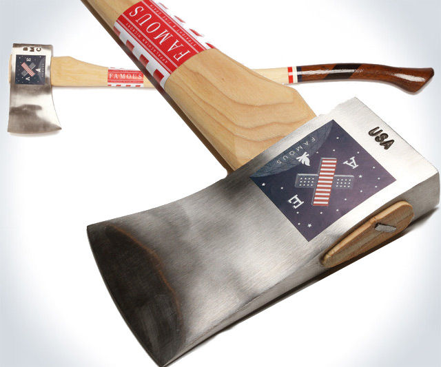 American Felling Axe - The Lincoln