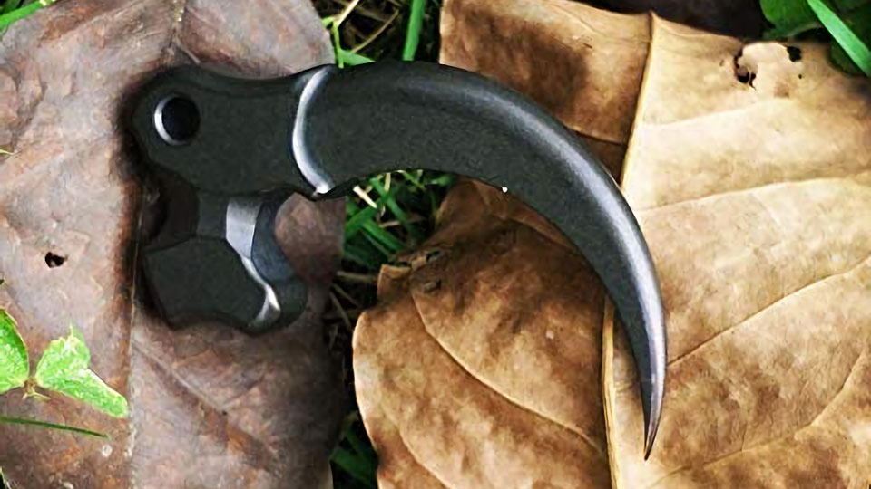 Eagle Claw Tactical Keychain Tool