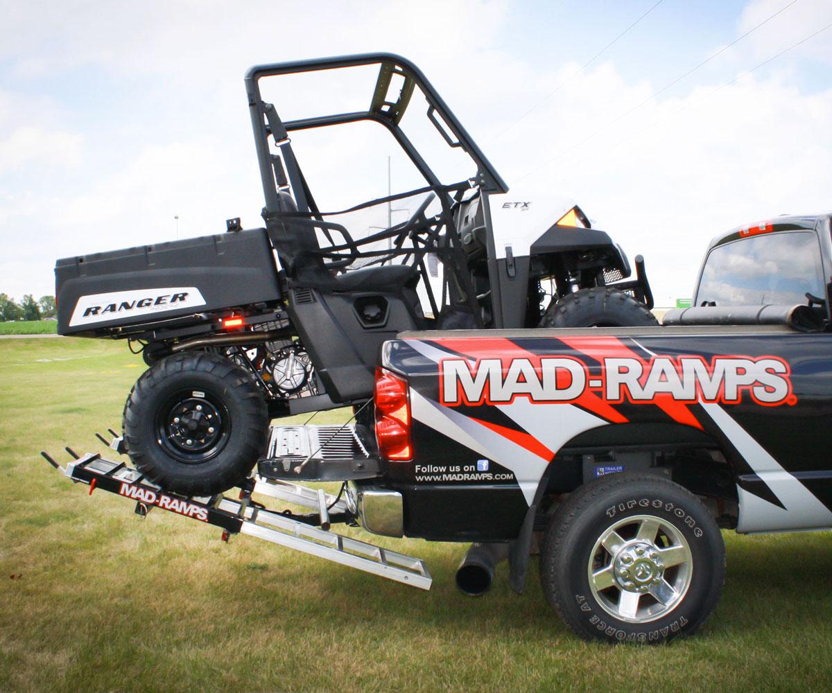 Atv Truck Ramps >> Mad Ramps Dudeiwantthat Com