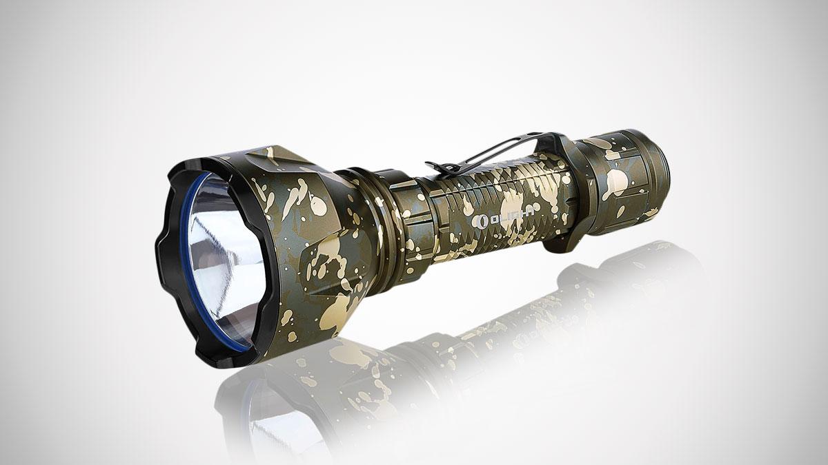 Olight Warrior X Turbo 1000-Meter Flashlight