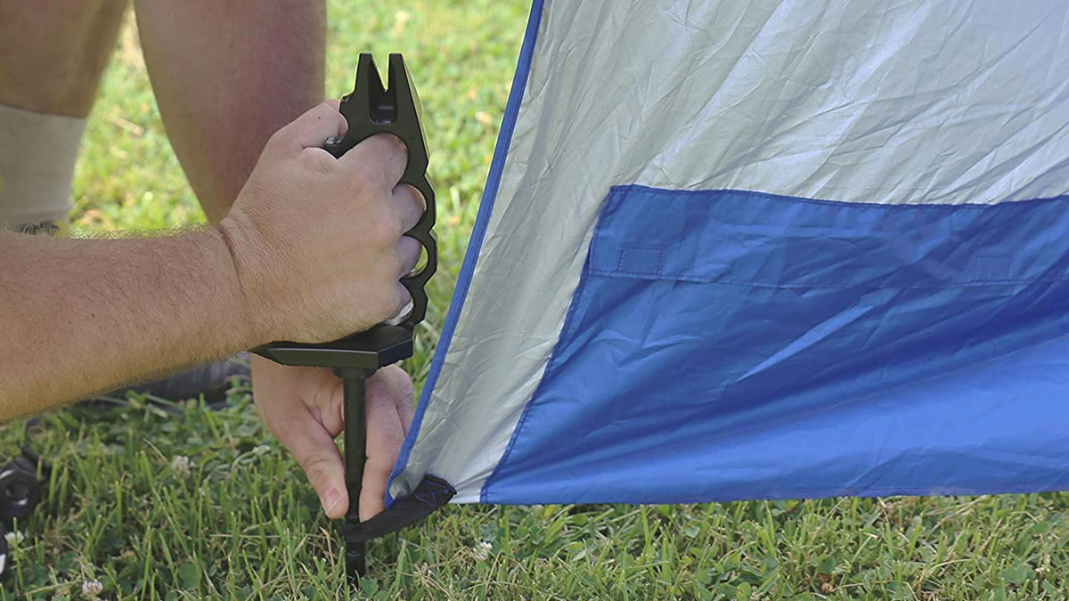 Punch Hammer Camping Multi-Tool