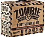3-Day All-Inclusive Zombie Survival Kit
