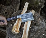 Hand-Forged Nata Hatchet