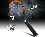 The Executioner - Bug Zapper Racquet