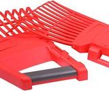 Alterra Tools 3-in-1 Leaf Rake