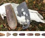 Axxis Hand Axe - Pocket Survival Knife & EDC Camp Axe