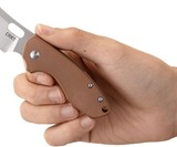 CRKT Pilar Copper EDC Folding Pocket Knife