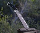 DPx Heft 12 Chop Knife