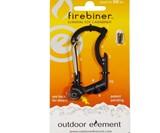 Firebiner Carabiner & Firestarter