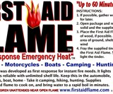 First Aid Flame