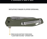 Gerber Fastball Manual Flipper Folding Knife