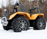 Grizzly Robotic Utility Vehicle