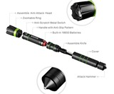 Kootek Self-Defense Flashlight
