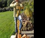 Logmatic Wedge Axe Firewood Splitters