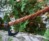 Norse Tradesman One-Handed Viking Battle Axe