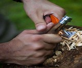 Opinel No8 Carbon Pocket Knife