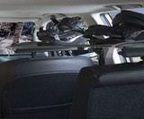 SeatRack Vehicle Interior Cargo Rack