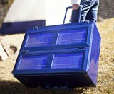 Solar-Powered Anywhere Fridge