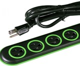 Wet Circuits Water Resistant Power Strip