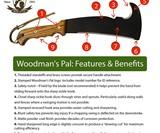 Woodman's Pal Multi-Use Axe & Machete