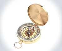 Classic Pocket Camping Compass