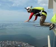 SOS Parachute - High-Rise Building Escape System