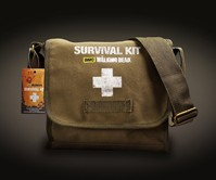 The Walking Dead One-Person Survival Kit