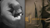 Zipper LED Light & Bottle Opener