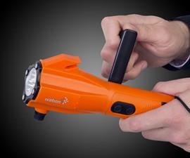 9-in-1 Hand Crank Multi-Tool
