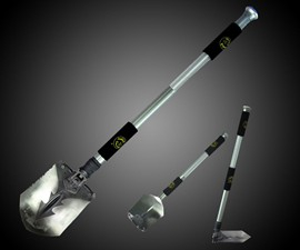 BangTi Multi-Function Folding Shovel