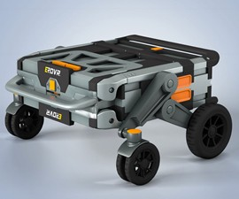 EROVR 10-in-1 Transformable Cart