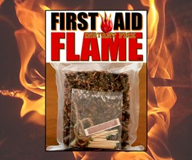 First Aid Flame - Instant Fire
