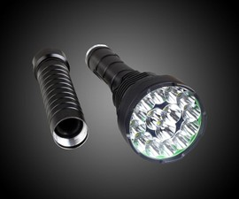 Gonex 18000 Lumen Flashlight