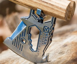 KLAX - Lightweight Multi-Tool Axe
