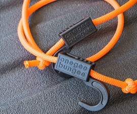 Onegee Bungee Adjustable Bungee Cord
