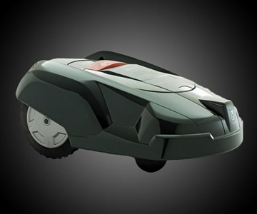 Batmobile Robotic Lawn Mower