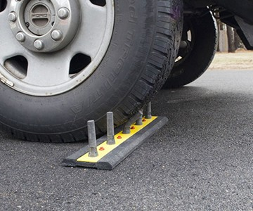 DrivewaySpike U-Turn Deterrents